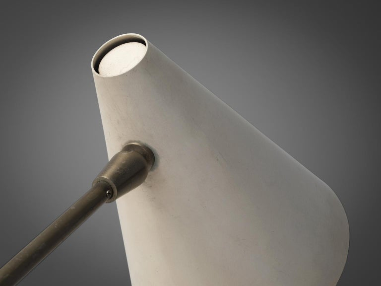 Giuseppe Ostuni Floor Lamp for O-Luce In Good Condition For Sale In Waalwijk, NL