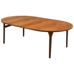 Henning Kjaernulf Extendable Dining Table in Teak
