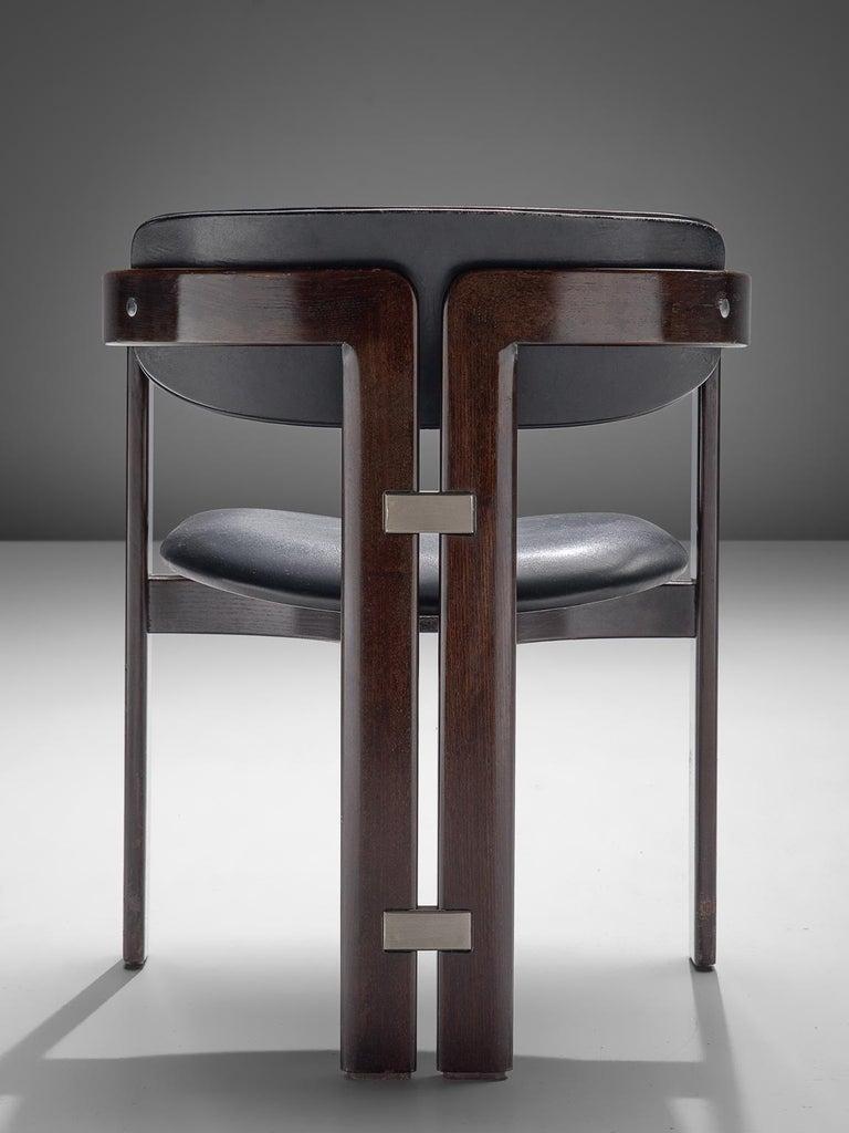 Mid-20th Century Augusto Savini Set of Twelve 'Pamplona' Chairs For Sale