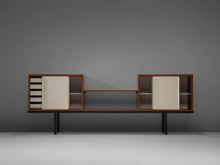 Mid-Century Modern Martin Visser Sideboards from Bornholm Collection For Sale