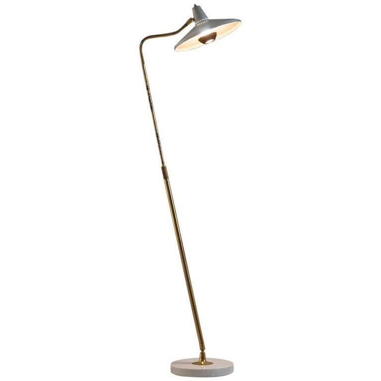 Giuseppe Ostuni '301C' Floor Lamp for O-Luce For Sale