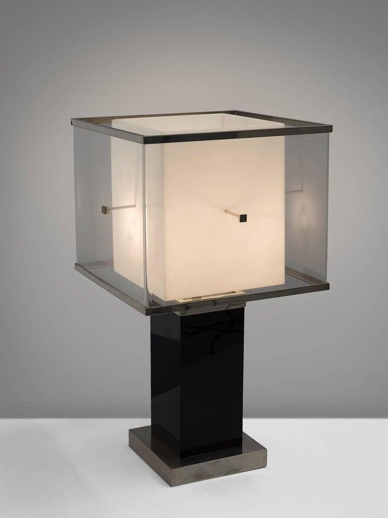 Mid-Century Modern Romeo Rega Table Lamp, 1965 For Sale