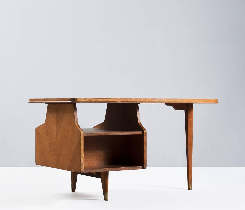 art deco desk and architect chair bauhaus 1930s for sale
