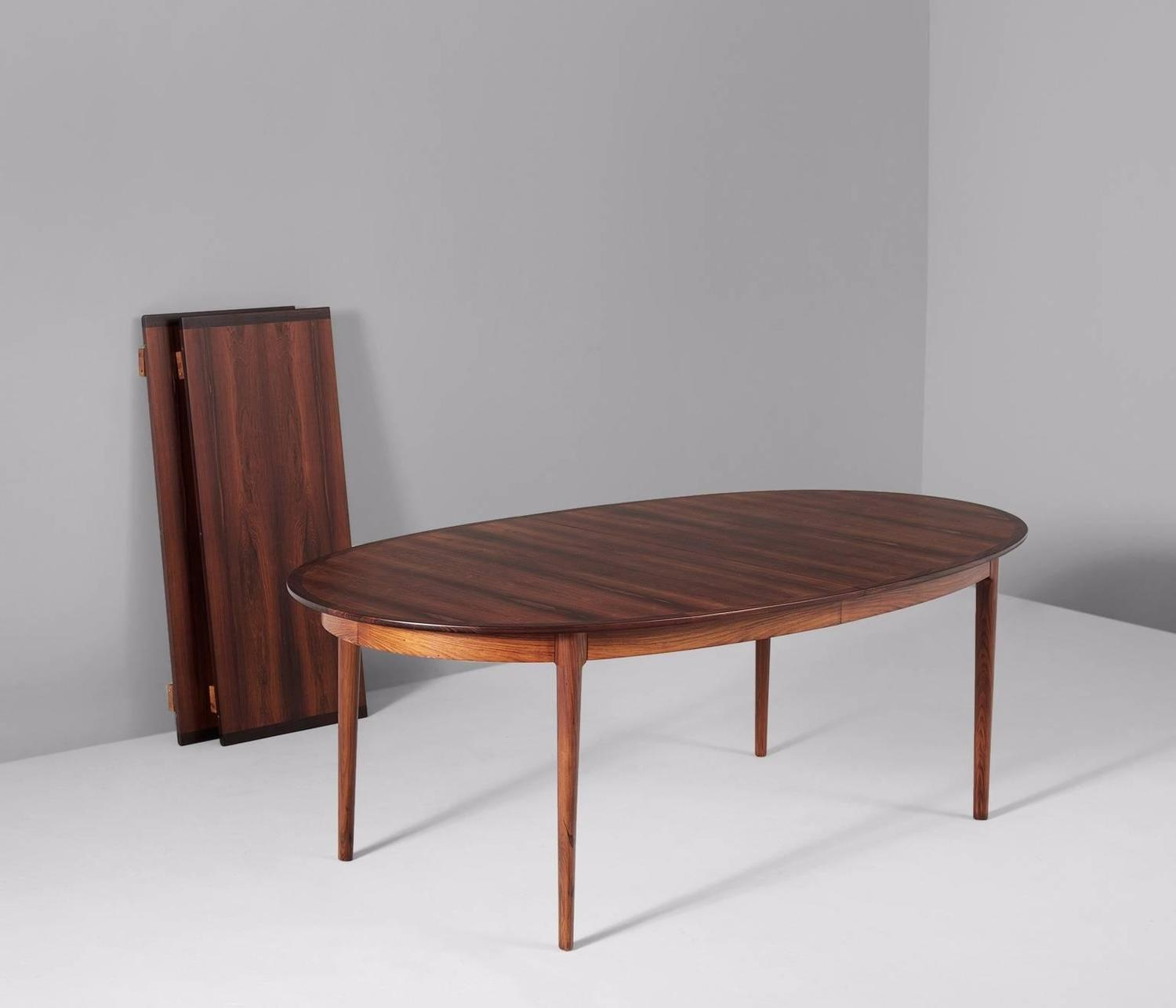 10 ft extendable large rosewood table for sale at 1stdibs for 10 ft dining room table