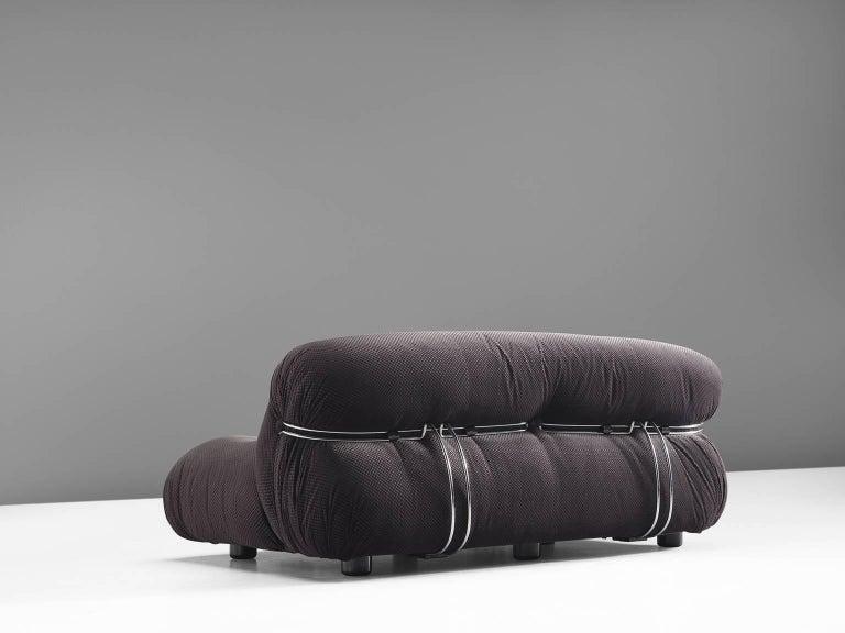 Italian Afra & Tobia Scarpa 'Soriana' Sofa