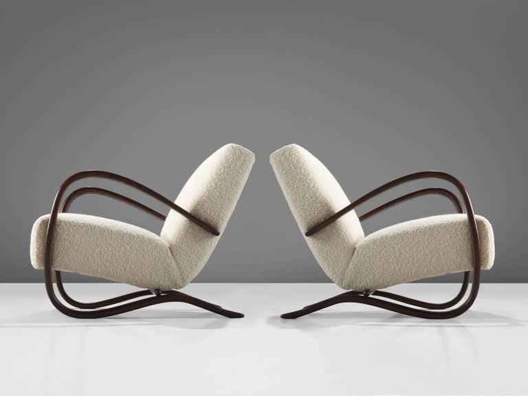 Customized Pierre Frey Halabala Lounge Chairs At 1stdibs