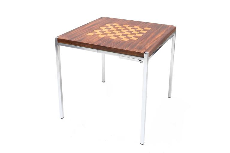 Florence knoll game table at 1stdibs for 11 in 1 game table