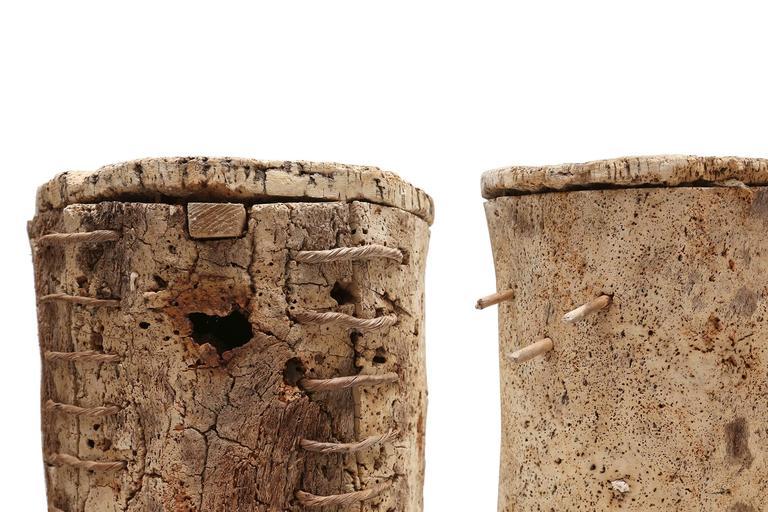 18th Century and Earlier 18th Century Wabi Sabi Cork Buoys
