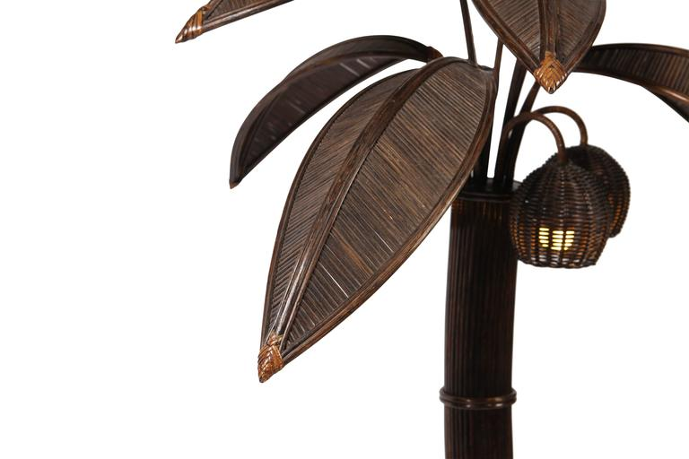 Mario Lopez Palm Tree Floor Lamp 5