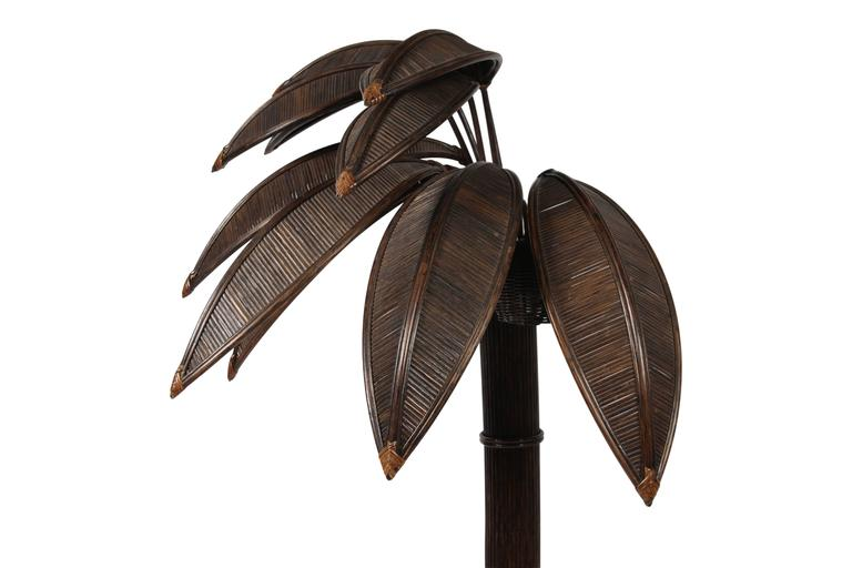 Mario Lopez Palm Tree Floor Lamp 3