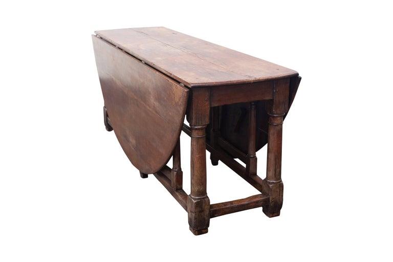 19th Century Antique Drop Leaf table in Oak For Sale at  : DeSedeMaisonJansenJacobsenProuveSottsassBaughmannDeCoeneBelgochromRizzoAaltoGoldwoodInteriorsHigh176master from www.1stdibs.com size 768 x 512 jpeg 26kB