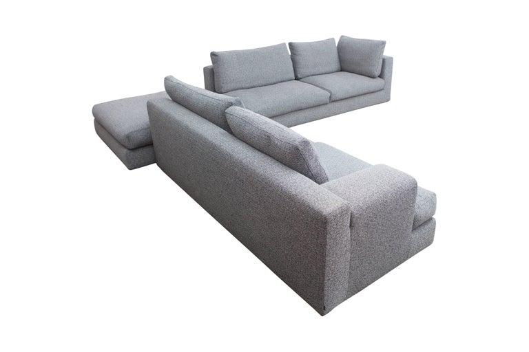 Cassina 'Miloe' Modular Sofa by Piero Lissoni For Sale 3
