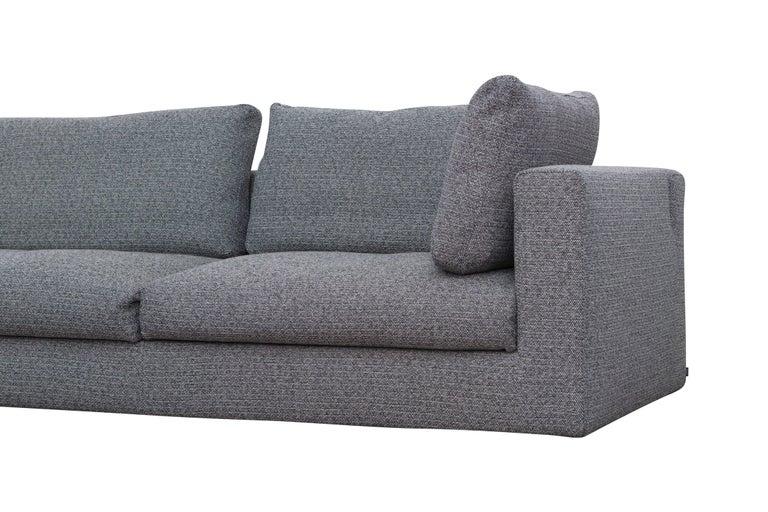 Cassina 'Miloe' Modular Sofa by Piero Lissoni For Sale 2