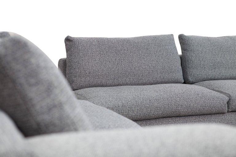 Italian Cassina 'Miloe' Modular Sofa by Piero Lissoni For Sale