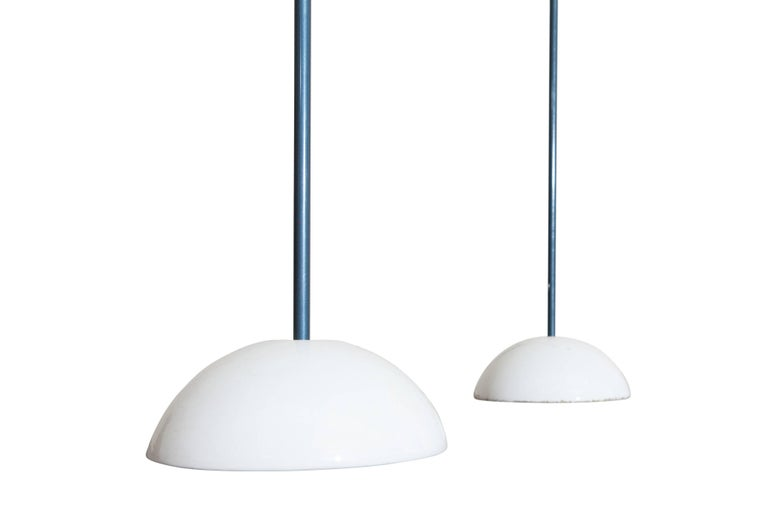 Late 20th Century Flos 'Bip-Bip' Floor Lamps by Achille Castiglioni For Sale