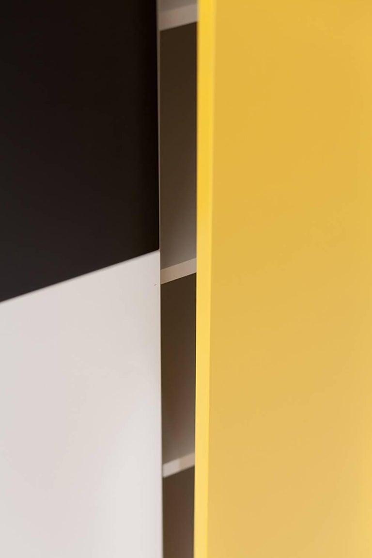 Mondriaan De Stijl Cabinet for Pastoe For Sale 3
