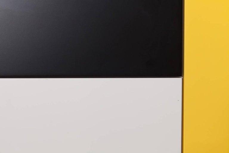 Mondriaan De Stijl Cabinet for Pastoe For Sale 1