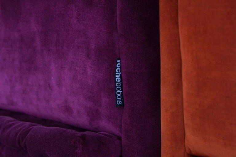 Mah Jong Modular Composition Sofa in Missoni Home for Roche Bobois For Sale 3