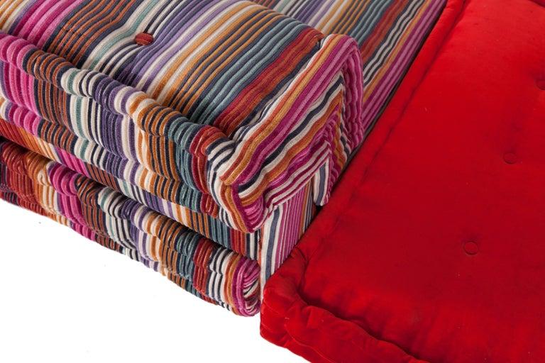 Mah Jong Modular Composition Sofa in Missoni Home for Roche Bobois For Sale 8