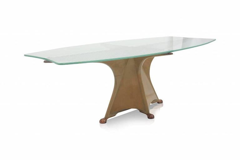 Post-Modern Postmodern Oscar Tusquets 'Alada' Dining Table For Sale