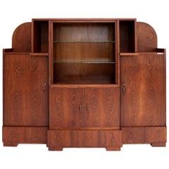 Henry van de Velde Art Deco Cabinet