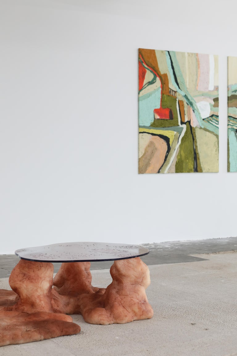 Gully Coffee Table by Elissa Lacoste for Everyday Gallery, 2019 For Sale 6