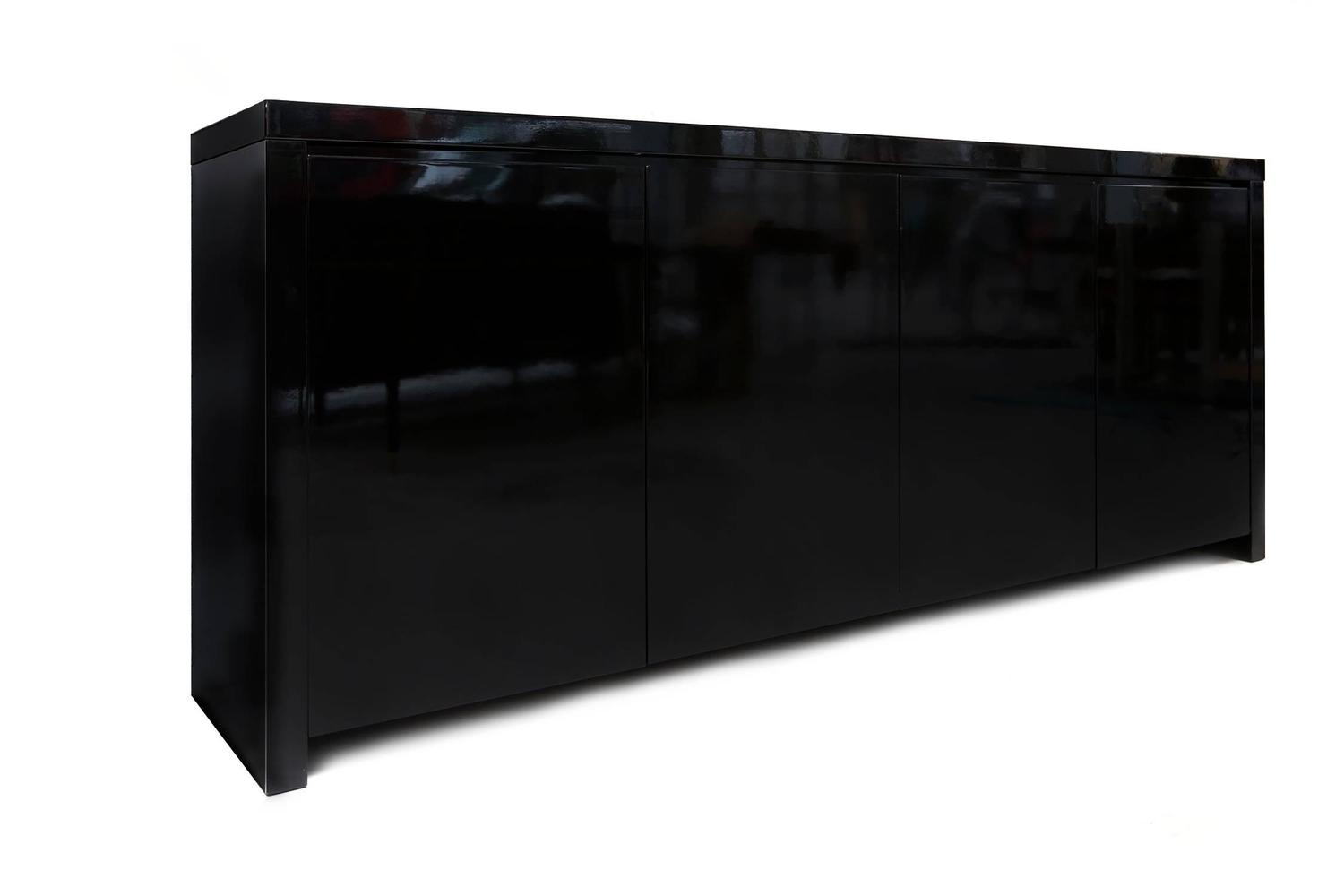 Black Lacquered Furniture 58