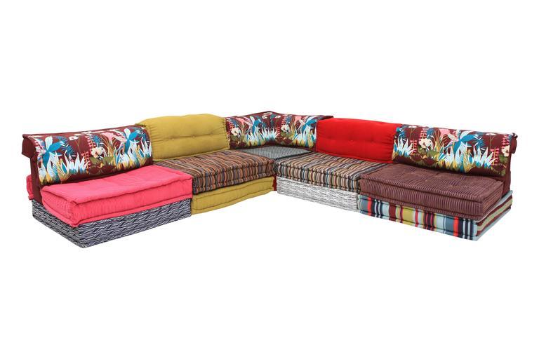 Mah Jong Roche Bobois Modular Sectional Corner Sofa at 1stdibs