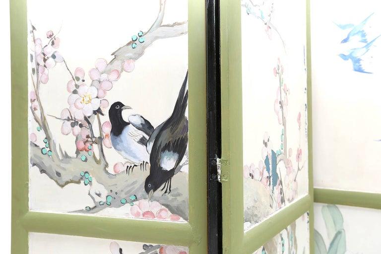 Important Room Divider by Michel De Klerk In Good Condition For Sale In Antwerp, BE
