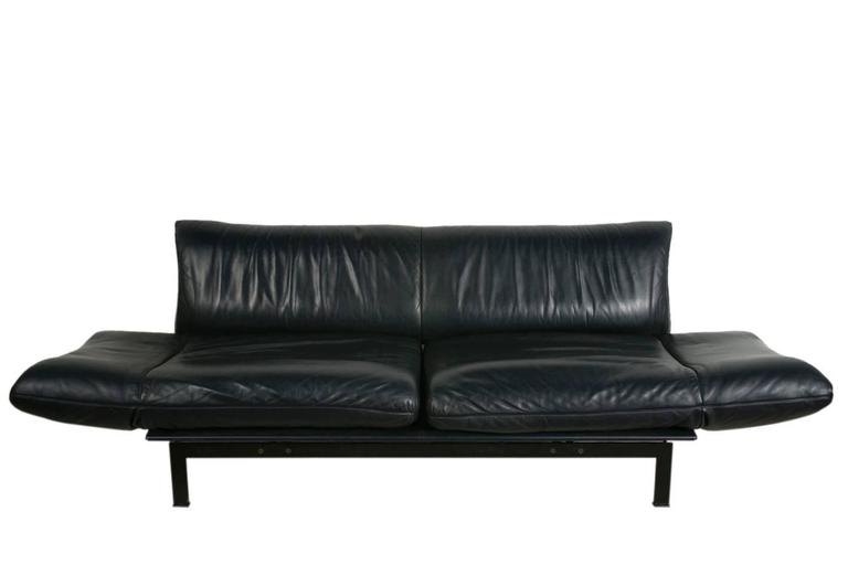 De sede sofa or chaise longue for sale at 1stdibs for Sofa 1 plaza chaise longue