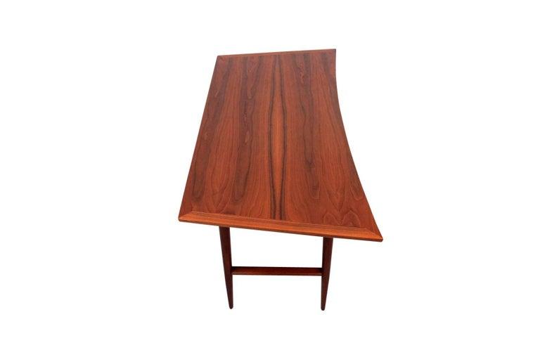 Brass George Nakashima Origins Desk For Sale