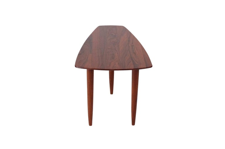 Pair of Walnut Side Tables by Ace-Hi For Sale 2