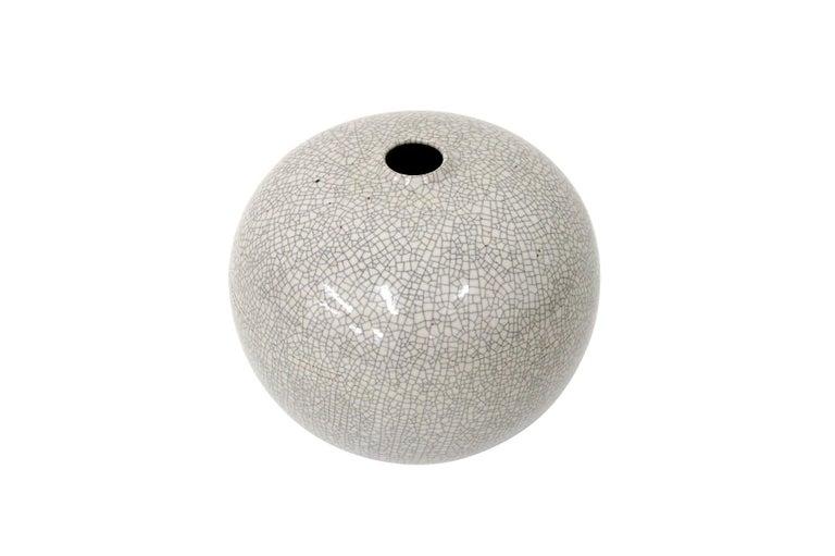 American Cliff Lee Porcelain Vase For Sale