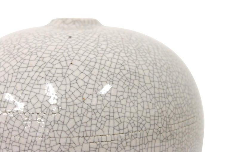 Cliff Lee Porcelain Vase For Sale 4
