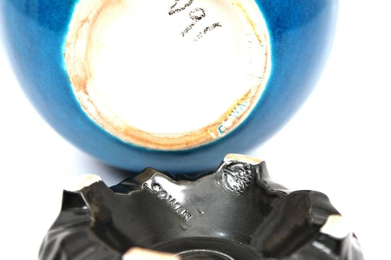 Art Deco Cowan Pottery Ginger Jar For Sale 4