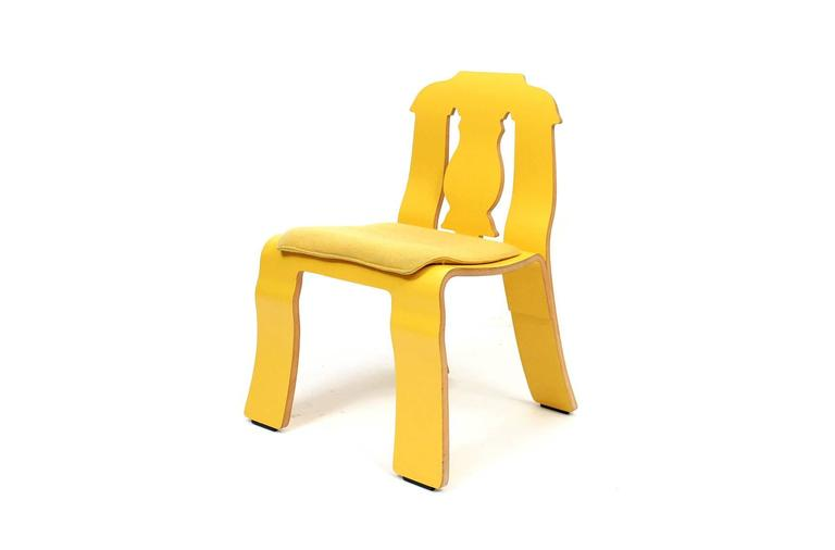 Knoll International u201cEmpireu201d Postmodern chair designed by Robert Venturi in the 1980s. This  sc 1 st  1stDibs & Robert Venturi for Knoll u201cEmpire