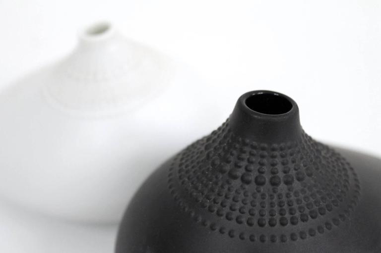 """Tapio Wirkkala for Rosenthal """"Pollo"""" Vase Collection 9"""