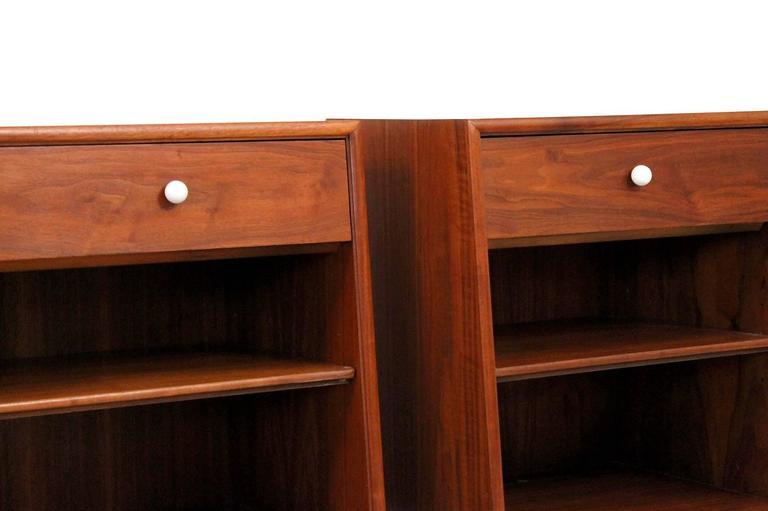 Late 20th Century Kipp Stewart for Drexel Nightstands For Sale