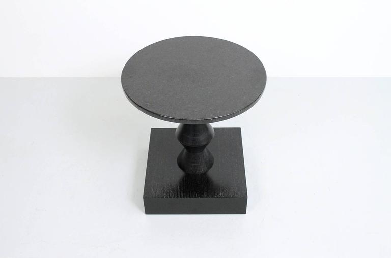 Post-Modern Peter Shire Post Modern Side Table For Sale