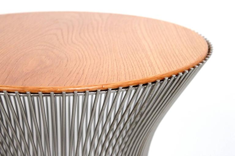 Pair of Side Tables by Warren Platner for Knoll For Sale 2
