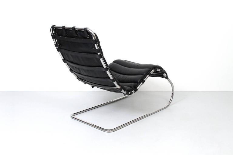 Mies MR Chaise Lounge Chair for Knoll 4
