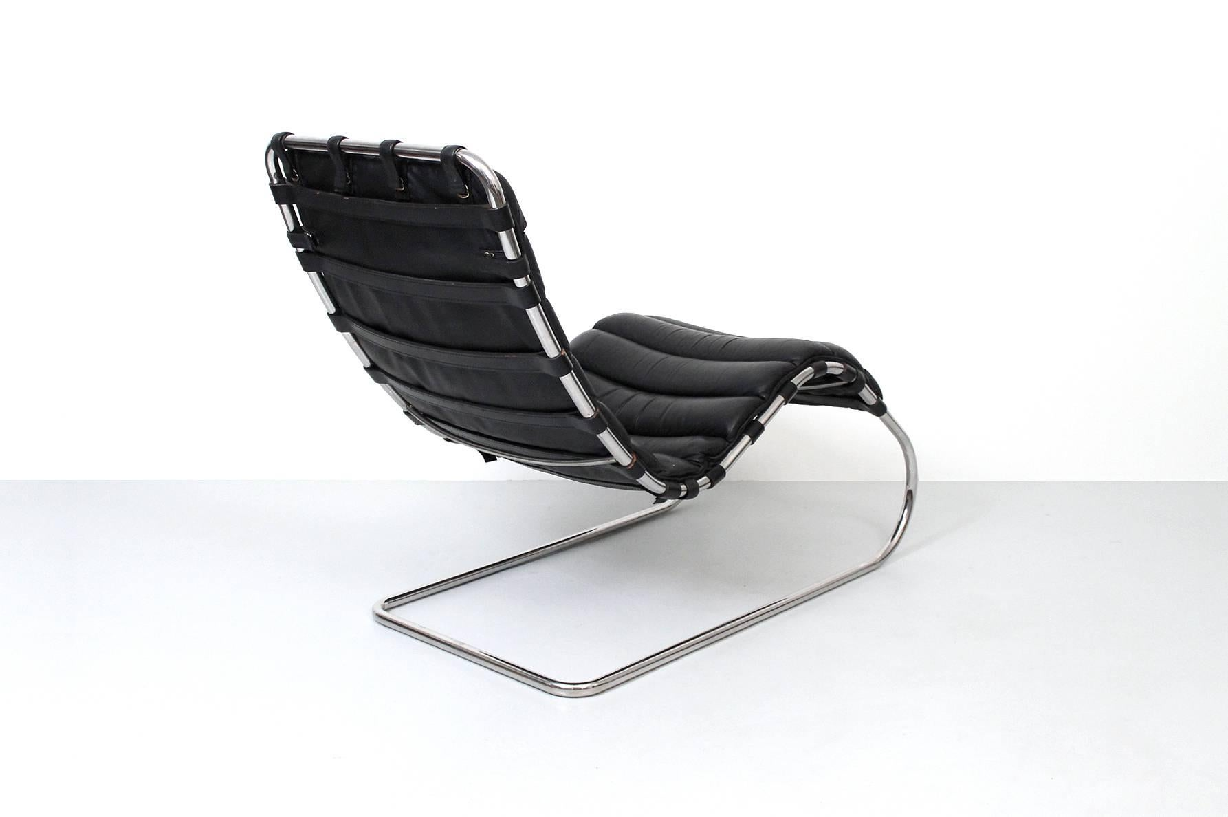Chaise For Mies Lounge Chair Knoll Mr 8P0kwnXO