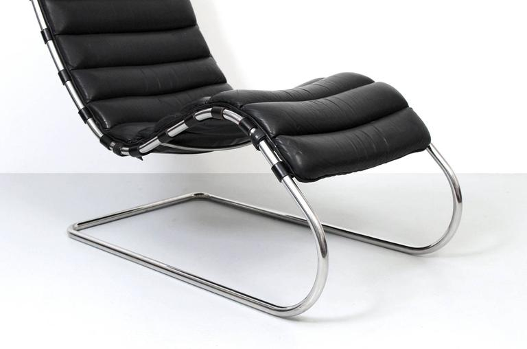 Mies MR Chaise Lounge Chair for Knoll 7
