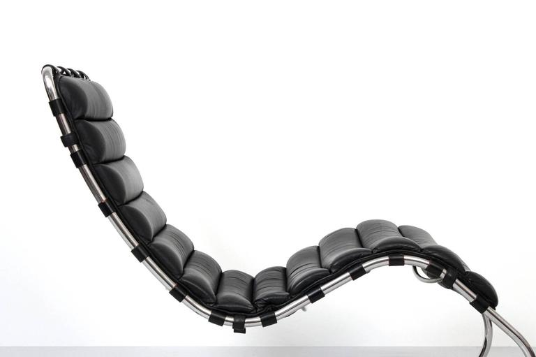 Mies MR Chaise Lounge Chair for Knoll 8