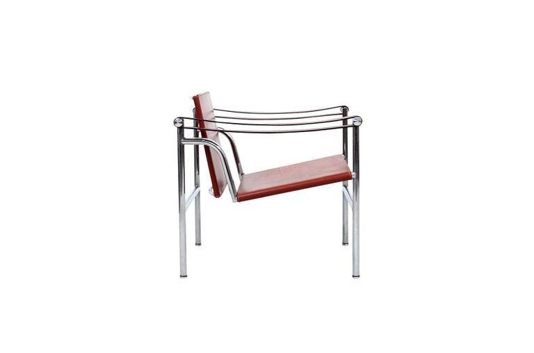Pair of Le Corbusier LC1 Lounge Chairs for Cassina 4