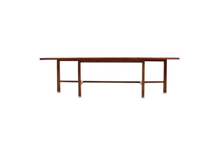 Asymmetric Table by Edward Wormley for Dunbar 2