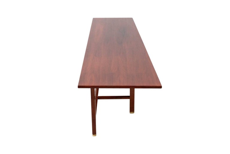 Asymmetric Table by Edward Wormley for Dunbar 5