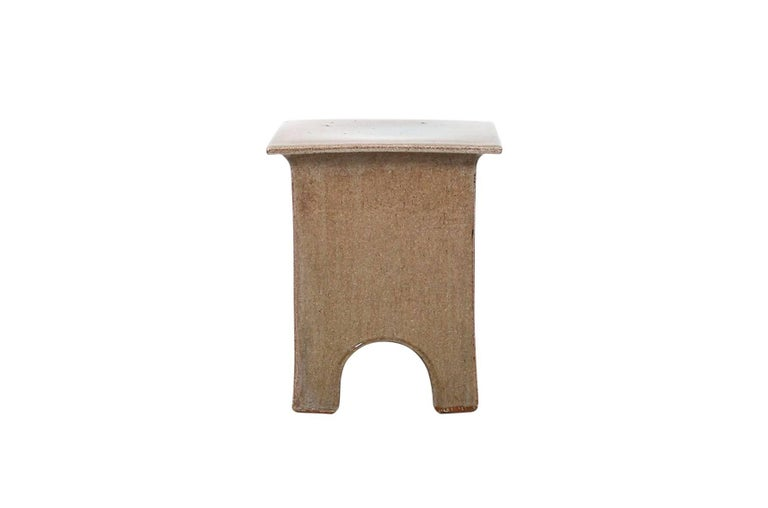 Tariki Studio Ceramic Table or Stool 2