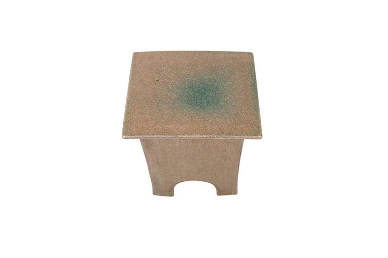 Tariki Studio Ceramic Table or Stool 5