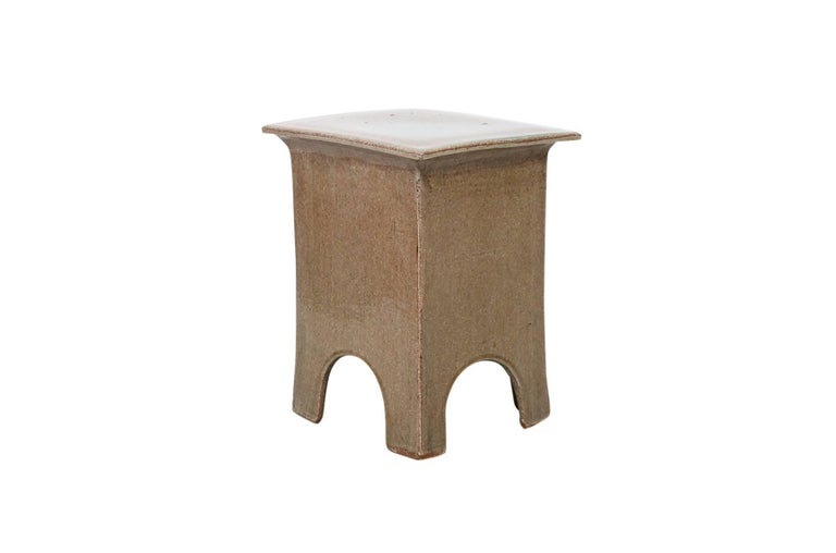 Tariki Studio Ceramic Table or Stool 3